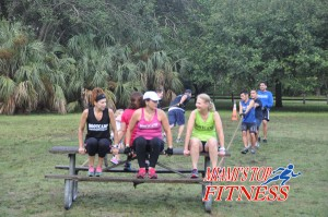 Miami Fitness Boot Camp drills_1076